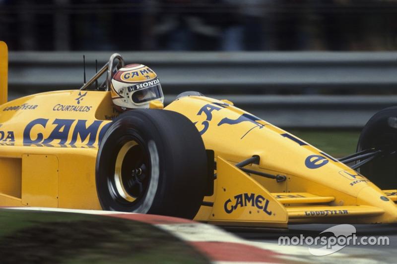 Нельсон Піке, Lotus 100T Honda