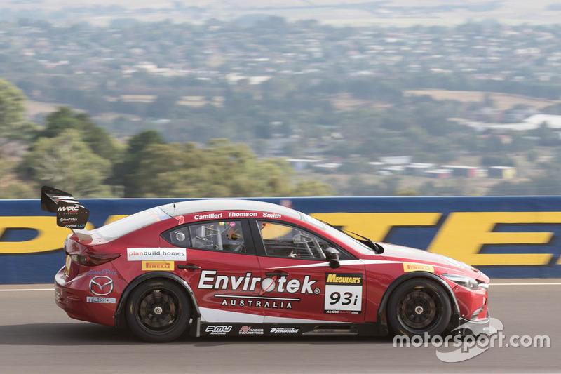 #93 MARC Cars Australia, MARC Mazda 3 V8: Jake Camilleri, Jack Smith, Rob Thomson