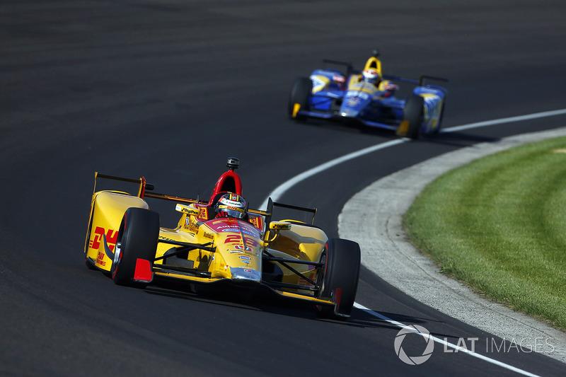 Resultado de imagen de 10. Ryan Hunter-Reay, Andretti Autosport Honda