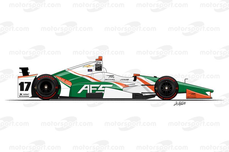 #17 - Sebastian Saavedra, Juncos Racing Chevrolet