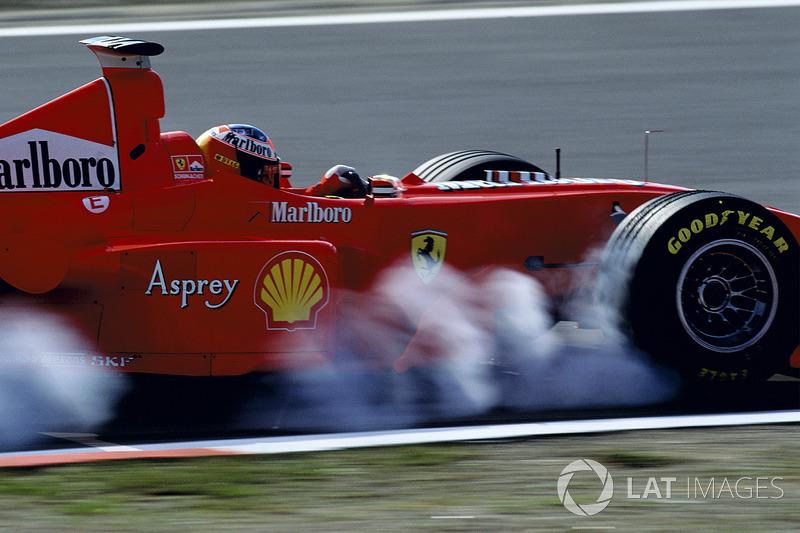 1998 Luxembourg GP, Ferrari F300