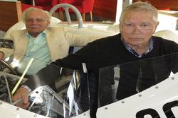 Georges et Claude Gachnang, Maserati Birdcage, Scuderia Cegga