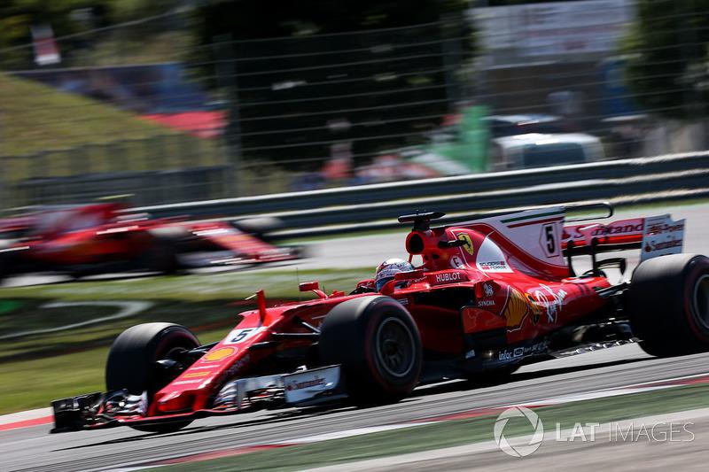 Себастьян Феттель, Ferrari SF70-H