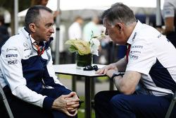 Paddy Lowe, Williams director técnico en jefe