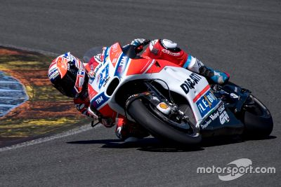 Valencia Ducati testing