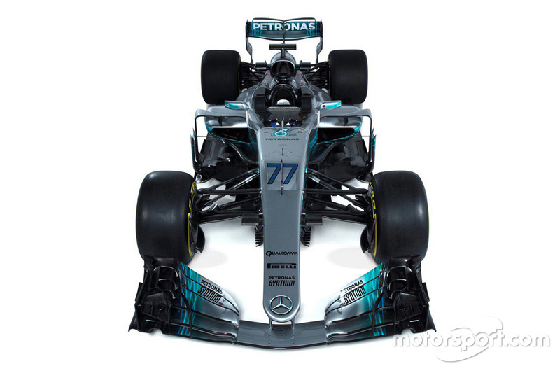 Image result for Mercedes reveals what F1's new car number and name display will look like