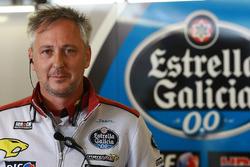 Майкл Бартолемі, керівник Estrella Galicia 0,0 Marc VDS Team