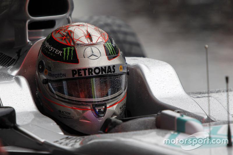 2012: Формула 1 у Спа-Франкоршам