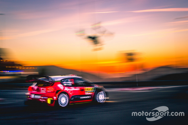 #4: WRC im Abendlicht