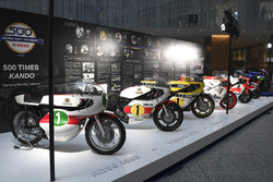 Yamaha historic bikes