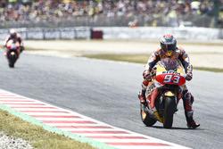 Marc Marquez, Repsol Honda Team, Braking