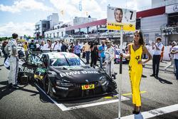 Грід-гьол Бруно Спенглера, BMW Team RBM, BMW M4 DTM