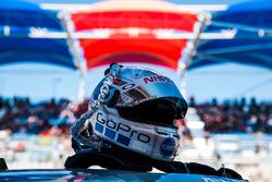 Helmet of Rick Kelly, Nissan Motorsports