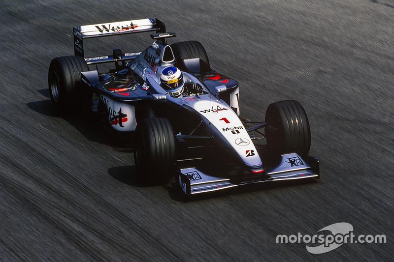 1999 - Mika Hakkinen, McLaren-Mercedes