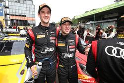 1. #17 Team WRT, Audi R8 LMS: Stuart Leonard, Robin Frijns