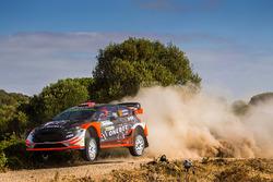 Мадс Остберг, Ола Флоене, Ford Fiesta WRC
