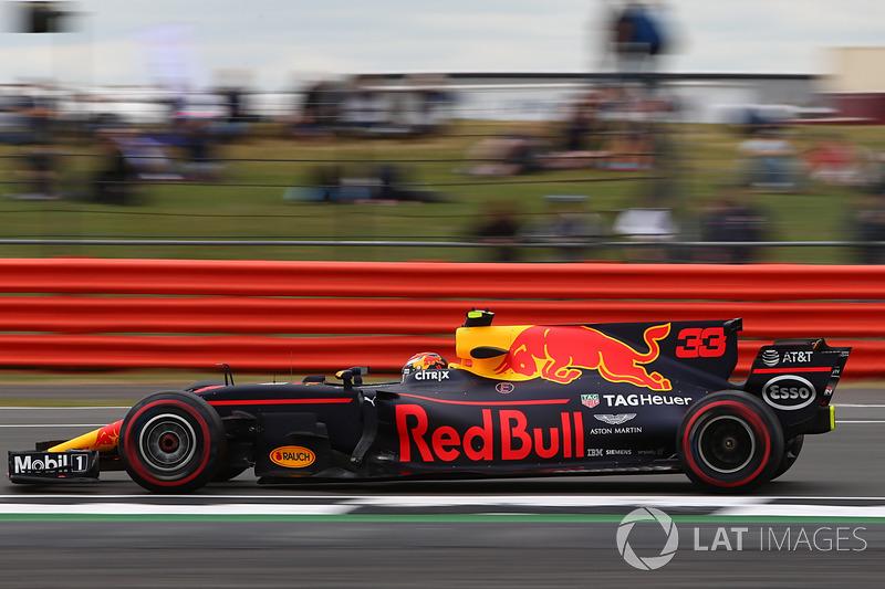 4. Max Verstappen, Red Bull Racing RB13