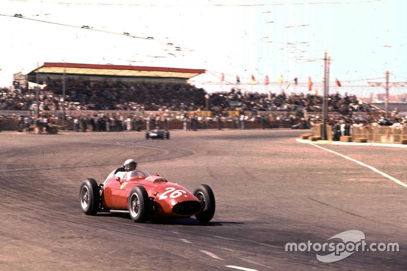 1958-1960: Phil Hill, Ferrari Dino 246