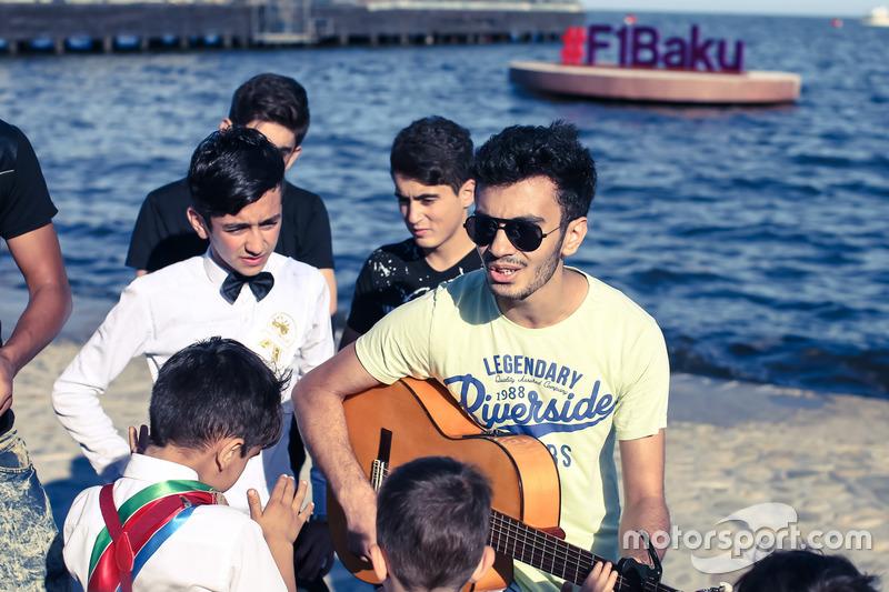 Міське життя Баку