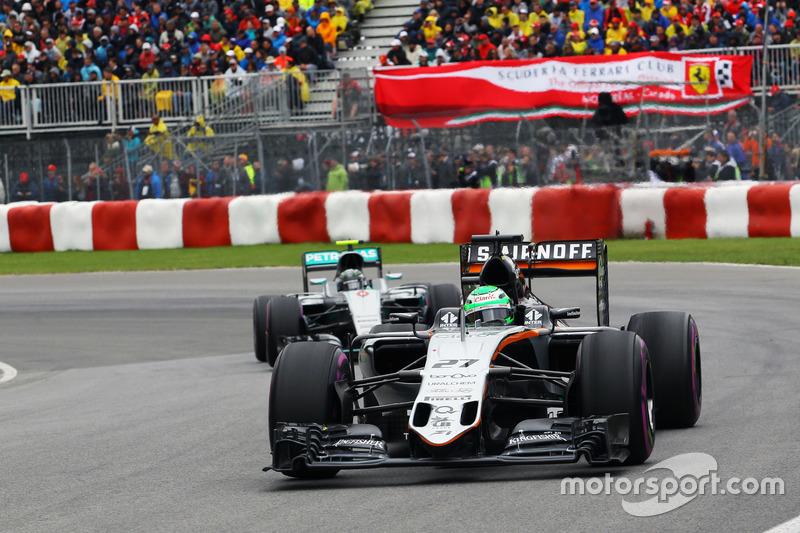 Ніко Хюлькенберг, Sahara Force India F1 VJM09