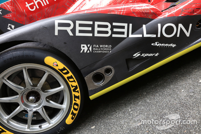 #13 Rebellion Racing Rebellion R-One AER