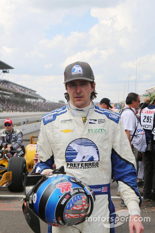 Джей-Ар Хільдебранд, Ed Carpenter Racing