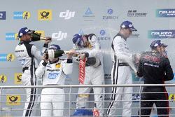 Race winners: #4 AMG-Team Black Falcon, Mercedes-AMG GT3: Bernd Schneider, Maro Engel, Adam Christodoulou, Manuel Metzger
