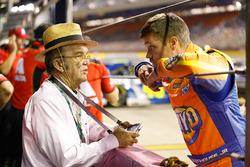 Jack Roush, Ricky Stenhouse Jr., Roush Fenway Racing Ford