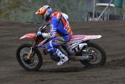 Alessandro Lupino, Honda