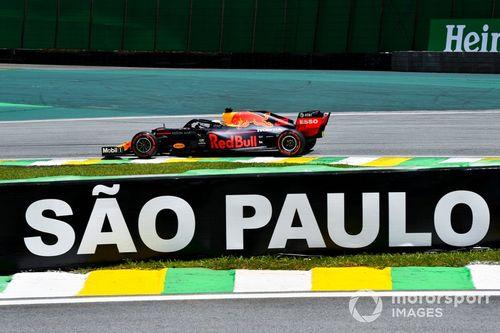 LIVE F1 - Le GP du Brésil en direct