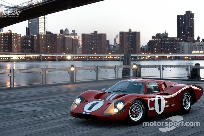 Ford Mark IV Race Car '67