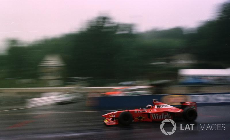 Heinz-Harald Frentzen, Williams FW20
