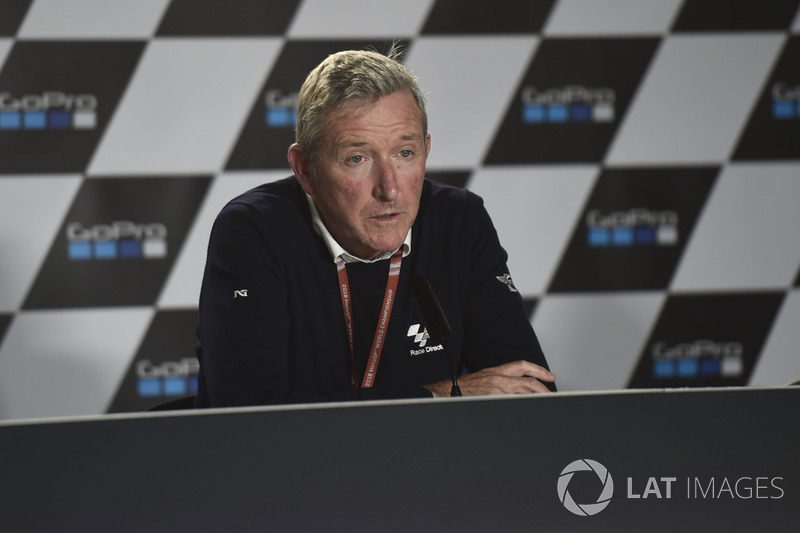 Майк Вебб, гоночний директор