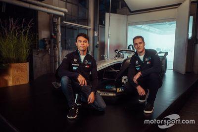 Mercedes-Benz EQ Formule E Team lancement