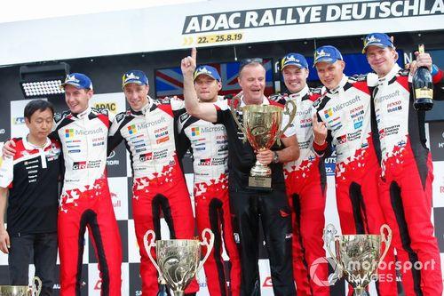 Rally van Duitsland