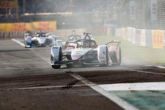 Daniel Abt, Audi Sport ABT Schaeffler, Audi e-tron FE05 in attack mode