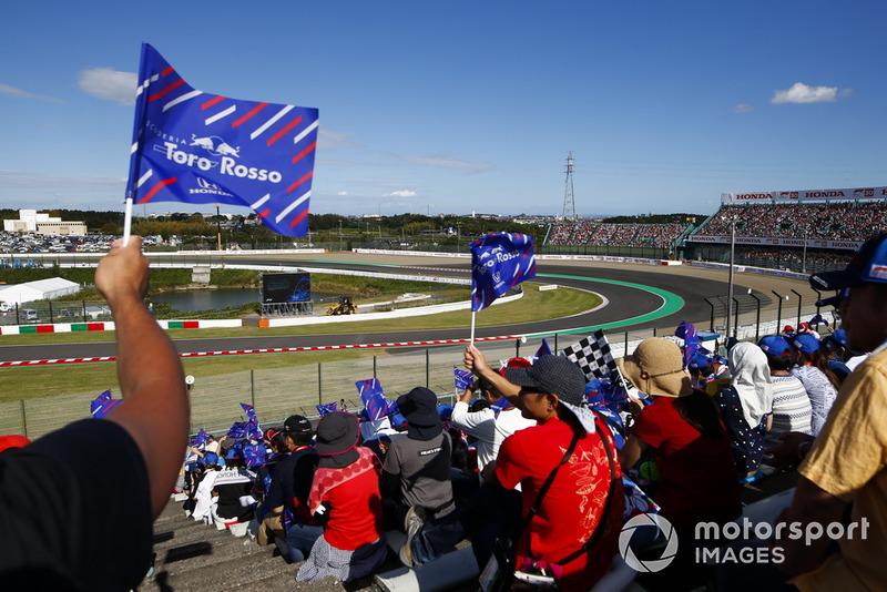Fans Toro Rosso