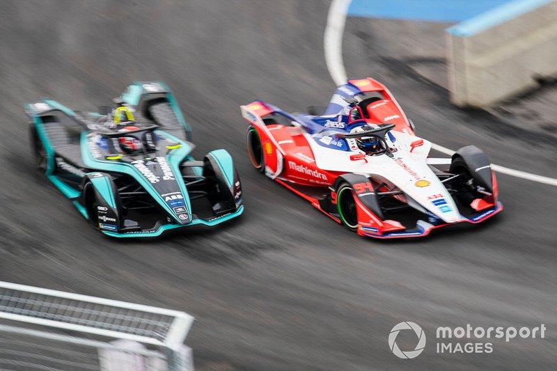 Фелікс Розенквіст, Mahindra Racing, M5 Electro, Нельсон Піке-мол., Panasonic Jaguar Racing, Jaguar I-Type 3