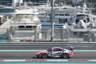 #9 Slidesports Porsche Carrera 991 GT3 Cup: David Fairbrother, Colin Paton, Nigel Armstrong