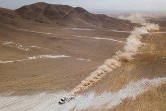 #301 Toyota Gazoo Racing Toyota Hilux: Nasser Al-Attiyah, Matthieu Baumel