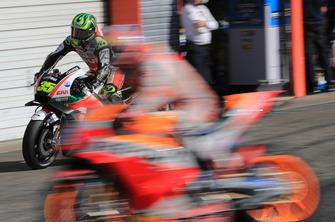 Crutchlow. Dani Pedrosa, Repsol Honda Team