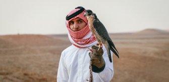 Falconer Abdulrahman Said Al Qahtani