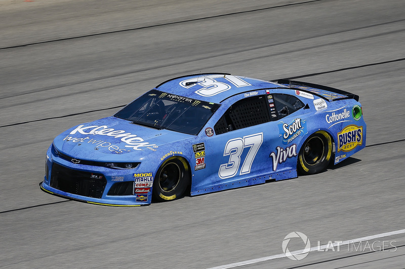 39. Chris Buescher, JTG Daugherty Racing, Chevrolet Camaro Kleenex Wet Wipes