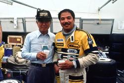 Президент Mazda Кенічі Ямамото та Йодзіро Терада