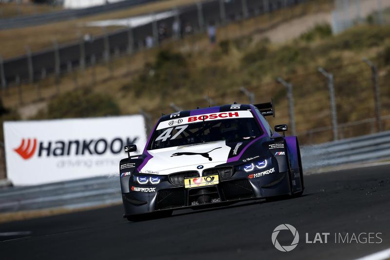 13. Joel Eriksson, BMW Team RBM, BMW M4 DTM