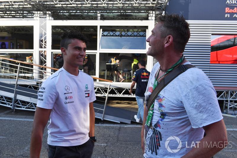 Pascal Wehrlein dan Jens Munser, JMD
