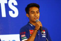 ARRC: M Faerozi, Yamaha Racing Indonesia