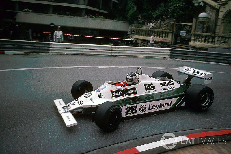 Williams FW07B (1980)