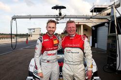 Роман Віттемейер, Audi RS 5 DTM та Рене Раст, Audi Sport Team Rosberg