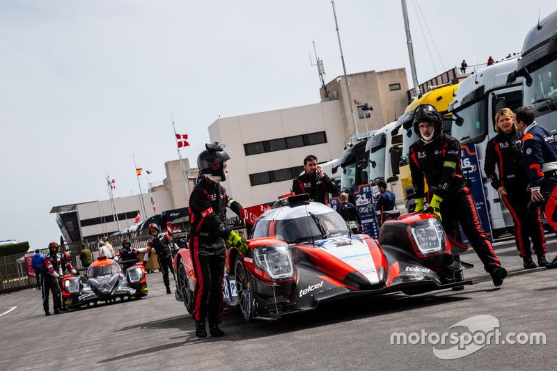 (LMP2) #48 IDEC Sport Racing Ligier JSP217 - Gibson: Paul Lafargue, Paul Loup Chatin, Memo Rojas